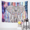 Elephant Colored Tapestry Tapestry BeddingOutlet 150cmx130cm