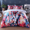 Elephant Print Duvet Cover Set Bedding Set Svetanya Single