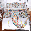 Elephants Bedding Set Bohemia Bedding covers BeddingOutlet Single