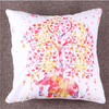 Elephants Mandala Cushion Cover Cushion Cover BeddingOutlet 45cmx45cm