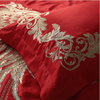 Embroidery Wedding Bedding Set Embroidered Bed Set Svetanya