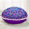Floral Decorative Bohemian Cushion Cover Cushion Cover BeddingOutlet Diameter 45cm
