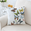 Flying Butterflies Cushion Cover Cushion Cover BeddingOutlet 45cmx45cm