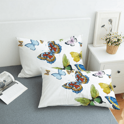 Flying Butterflies Dreamcatcher BedSet Bedding covers BeddingOutlet