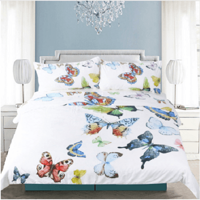 Flying Butterflies Dreamcatcher BedSet Bedding covers BeddingOutlet Single