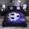 Football Printed Quilt Cover Bedding covers Svetanya Sinlge