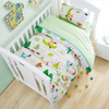 Forest Print Baby Bedding Set Baby Bedding Set Svetanya Crib Set