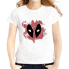 Funny Deadpool Ghostbusters Women T-Shirts Women T-Shirts JollyPeach S