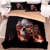 Ghost Rider Duvet Cover Set Bedding covers Svetanya Single