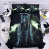 Haunted Night Quilt Cover Bedding covers Svetanya Sinlge