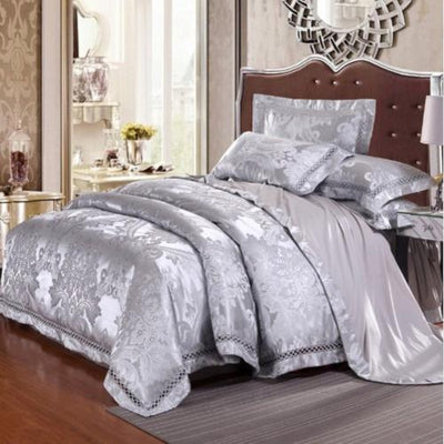 Hollow jacquard Bedding sets Bedding Cover Set Svetanya single
