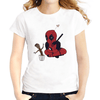 Jollypeach Deadpool Women T-Shirts Women's T-shirts JollyPeach S