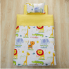 Lion Zoo Print Baby Bedding Set Baby Bedding Set Svetanya Crib Set