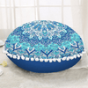 Loving Floral Bohemian Cushion Cover Cushion Cover BeddingOutlet Diameter 45cm
