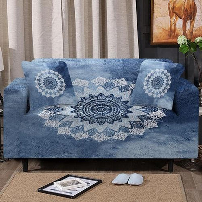 Luxury Mandala Sofa Cover Sofa Covers BeddingOutlet 1-Seater