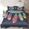Mandala Colorful Duvet Cover Bedclothes Bedding covers BeddingOutlet Single