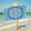 Mandala Fashion Glowing Towel Beach Towel BeddingOutlet 75cmx150cm