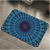 Mandala Red Door Mats Door & Floor Mats BeddingOutlet 40x60cm