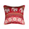 Mandala with Elephant Cushion Cover Cushion Cover BeddingOutlet 45cmx45cm