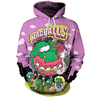 Monster Building Pink Women Hoodies Hoodies NADANBAO M