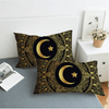 Moon and Star Pillow Case Pillowcases BeddingOutlet 50cmx75cm