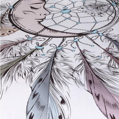 Moon Dreamcatcher Tapestry Tapestry BeddingOutlet