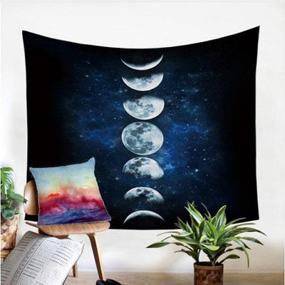 Moon Eclipse Changing Tapestry Tapestry BeddingOutlet 130x150cm