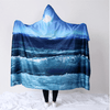 Moon Sky Hooded Blanket Hooded Blanket BeddingOutlet Adults 150(H)x200(W)