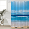 Ocean Beach Shower Curtain Shower Curtains BeddingOutlet 90x180cm