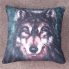 Oil Painting Wolf Cushion Cover Cushion Cover BeddingOutlet 45cmx45cm