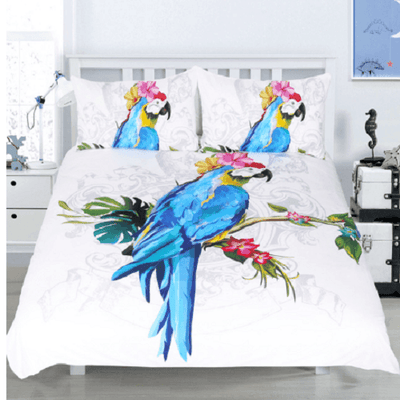 Parrot Art Dreamcatcher Duvet Cover Bedding covers BeddingOutlet Single