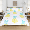 Pineapple Print Bedding Set Bedding Set BeddingOutlet Single