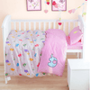 Pink Elephant Embroidery Bedding Set Baby Bedding Set Svetanya Crib Set