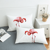 Pink Flamingo Pillowcase Adorable Bird Pillowcases BeddingOutlet 50cmx75cm