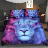 Psychedelic Lion Duvet Cover Bedding Cover Set BeddingOutlet AU Single