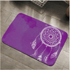 Purple Bohemian Floor Mat Door & Floor Mats BeddingOutlet 40x60cm