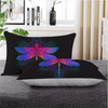 Purple Pink Insect Pillow Cases Pillowcases BeddingOutlet 50x75cm