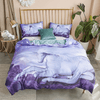 Purple Unicorn Duvet Cover Set Bedding covers Svetanya Single