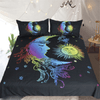 Rainbow Moon and Sun Duvet Cover Bedding Cover Set BeddingOutlet Single