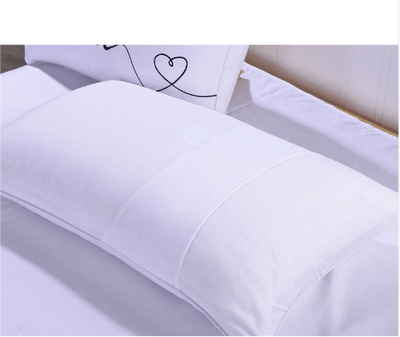 Red Heart Together Pillowcase Pillowcases BeddingOutlet
