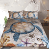 Sea Turtle Bedding Set Bedding Set BeddingOutlet Single