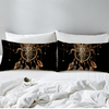 Skull Dreamcatcher Pillow Case Pillowcases BeddingOutlet 50cmx75cm