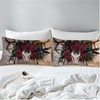 Skull Dreamcatcher Pillow Cases Pillowcases BeddingOutlet 50cmx75cm