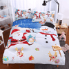 Snowman Christmas Bedding Set Bedding Cover Set BeddingOutlet AU Single