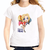 Suicide Squad Summer Casual Women T-Shirts Women T-Shirts JollyPeach S