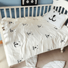 Teddy Bear Print Duvet Cover Set for Kids Baby Bedding Set Svetanya Crib Set
