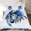 Tribal Horse Duvet Cover Set Bedding Cover Set BeddingOutlet Single