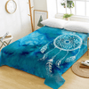 Watercolor Dreamcatcher Bed Sheet Bedding Covers Sheets BeddingOutlet Twin