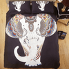 White Elephant Bedding Set Bedding covers Svetanya Single