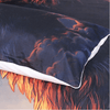 Wolf And New Moon Pillow Case Pillowcases BeddingOutlet